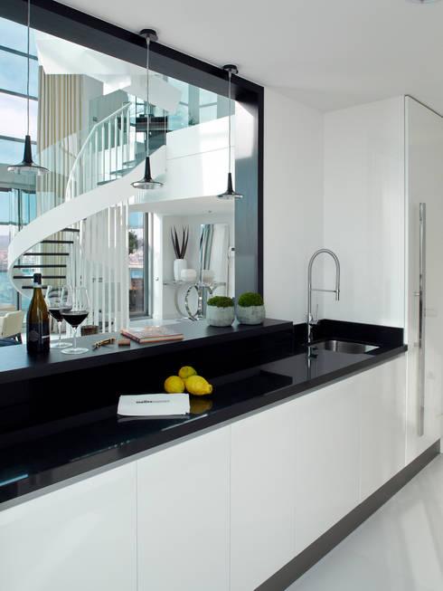 Küche von Molins Interiors