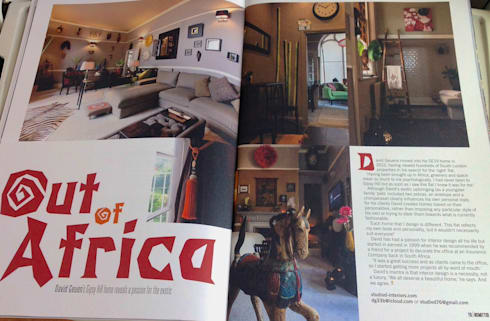 Editorial:   by Studio D. Interiors
