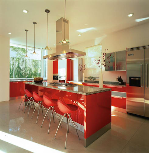 Kitchen by Taller Luis Esquinca