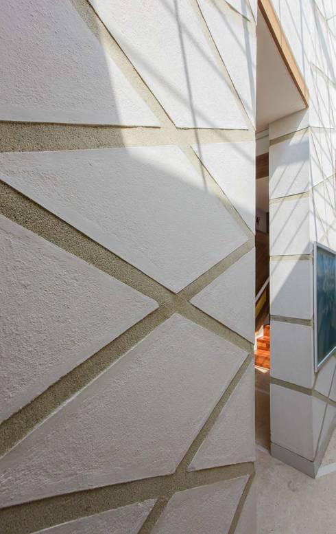 by Gaurav Roy Choudhury Architects
