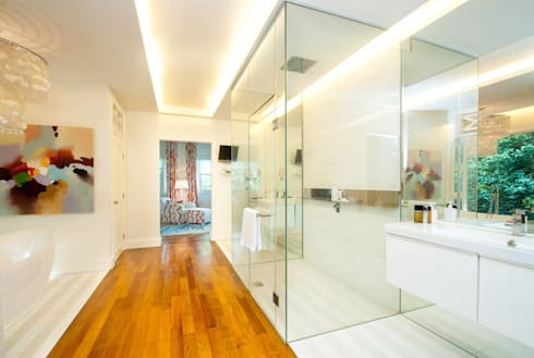 International Prop Award Winner-Best Interior Design Singapore 2013: colonial Bathroom by Design Intervention