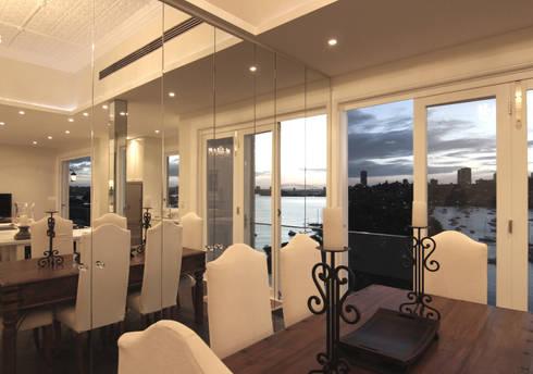 Apartment Renovation – Australia : modern Houses by Corner-S Architectural Design (Australia)