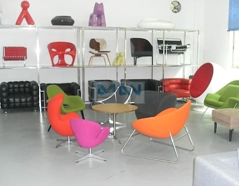 MAV Furniture showroom :  Interior landscaping by MAV Furniture Co.,ltd
