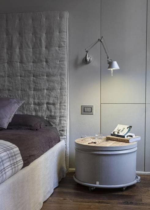 Barrel 12: Balcone, Veranda & Terrazzo in stile  di StudioDodici Architettura,  Design,  Interior