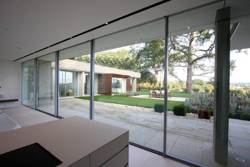 Camlet Way:  Windows  by IQ Glass UK