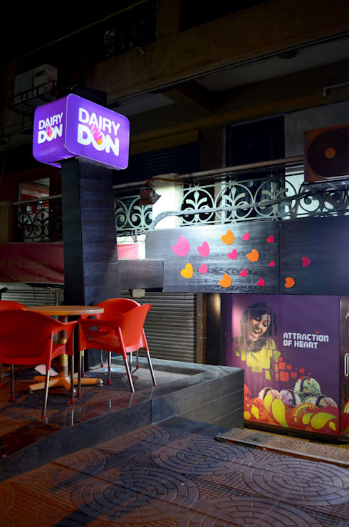 DAIRY DON—PARLE POINT:   by FUTURE SPACES ORGANISATION (FSO)