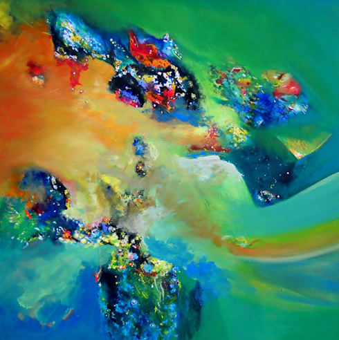 vibrant paintings:  Artwork by vibrant painting studio