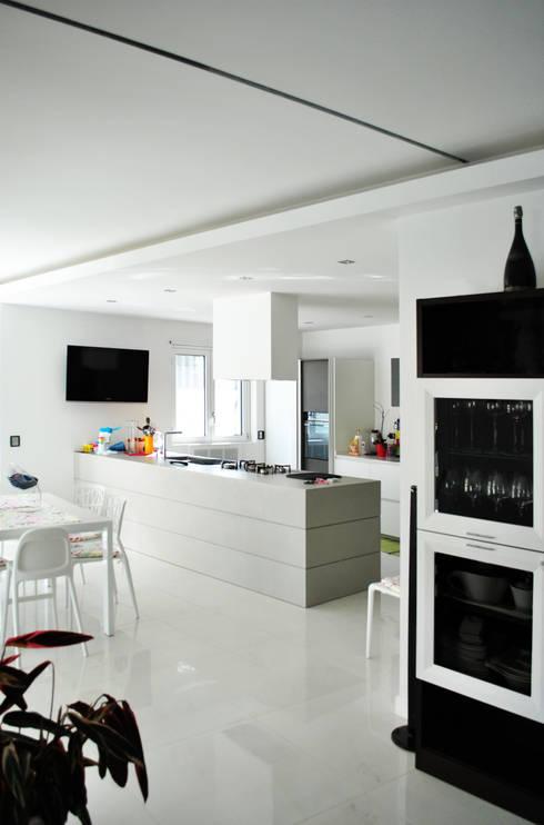 Casas de estilo  por Salvatore Nigrelli Architetto