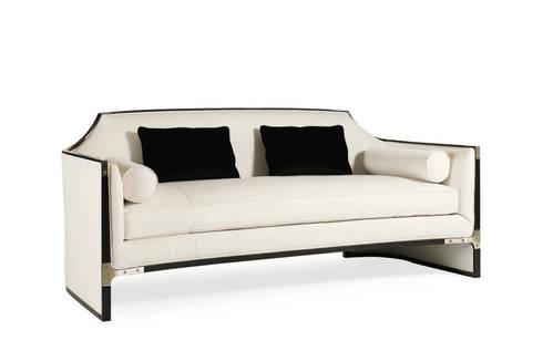 SIMPLY PUT: Salas de estilo clásico por DOBLEUU DESIGN