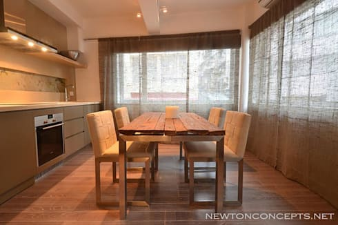 Gage St.:   by Newton Concepts Furniture & Interior Design