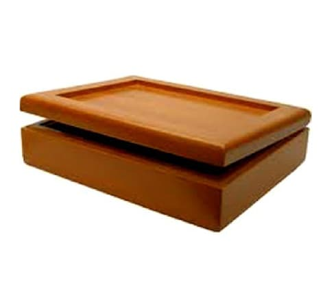 wooden storage box:  Household by Wooden Gift Company
