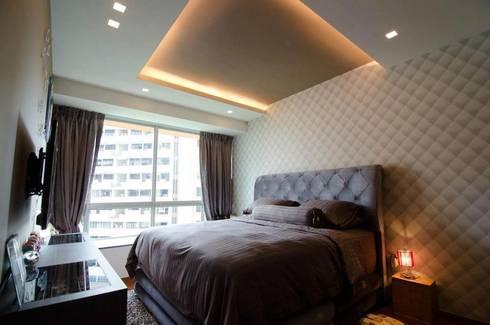 Bedroom   Caspian: classic Bedroom by Honeywerkz