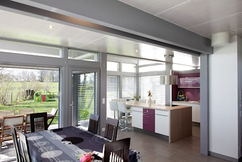 transparence de myotte duquet habitat homify. Black Bedroom Furniture Sets. Home Design Ideas