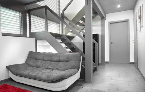 myotte duquet habitat transparence homify. Black Bedroom Furniture Sets. Home Design Ideas