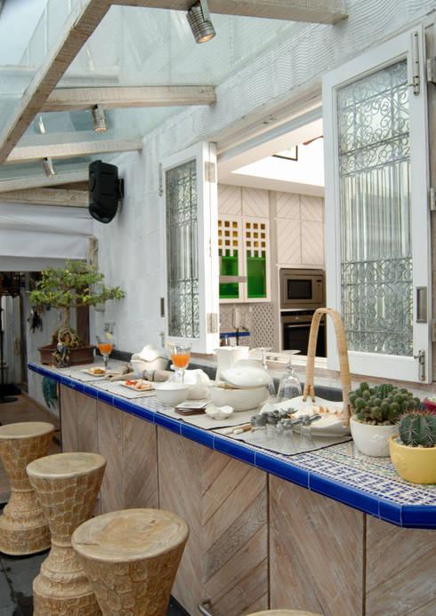 modern Kitchen by The Orange Lane