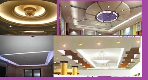 Interiors:  Walls & flooring by SRK Consultants & Engineers