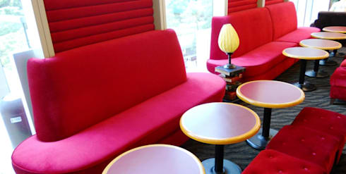 Pacific Coffee:   by New Look Upholstery Company Limited
