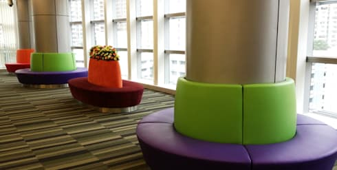 Lam Tin Library:   by New Look Upholstery Company Limited