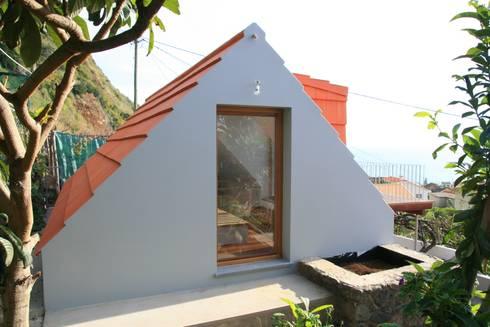 Renovação Palheiro Jardim: Hotéis  por Mayer & Selders Arquitectura