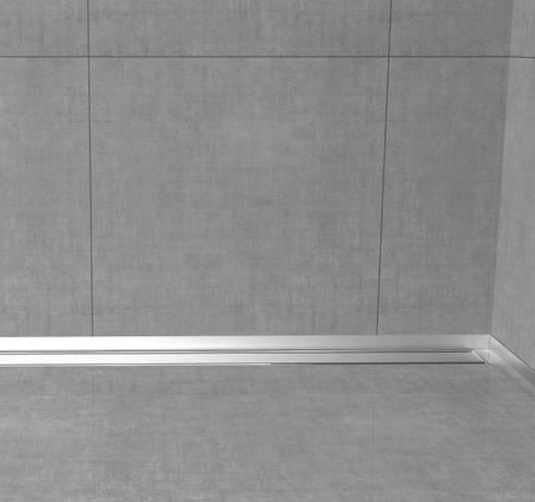 Glass profile i profili in acciaio inox per box doccia di profilpas homify - Piatto doccia raso pavimento ...