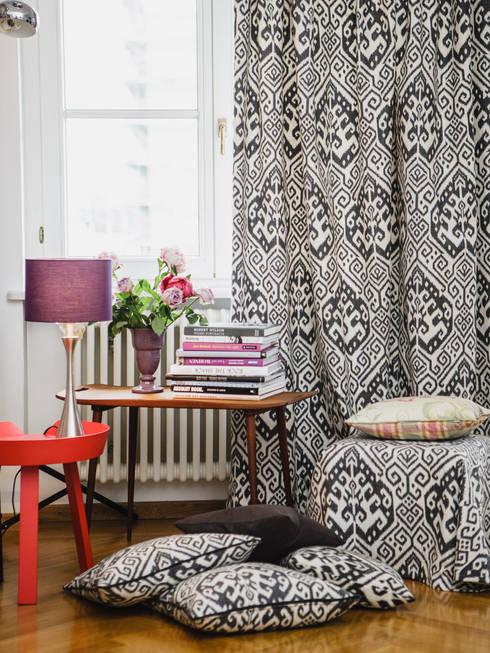 Living room تنفيذ amirior GmbH