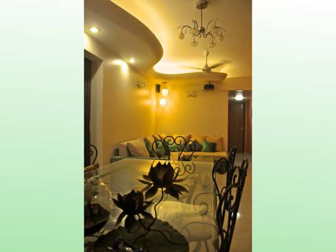 Residence at Lokhandwala:   by Design Kkarma