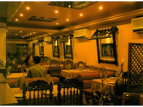 Restaurant in Bhuj:  Gastronomy by Design Kkarma