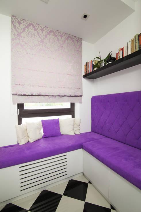 Warszawa - mieszkanie z nutką klasyki: styl , w kategorii Kuchnia zaprojektowany przez Art of home