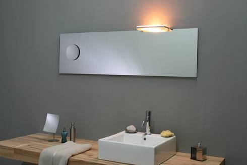 Schreiber Lichtdesign badspiegel mit hinterleuchtung by schreiber licht design gmbh homify