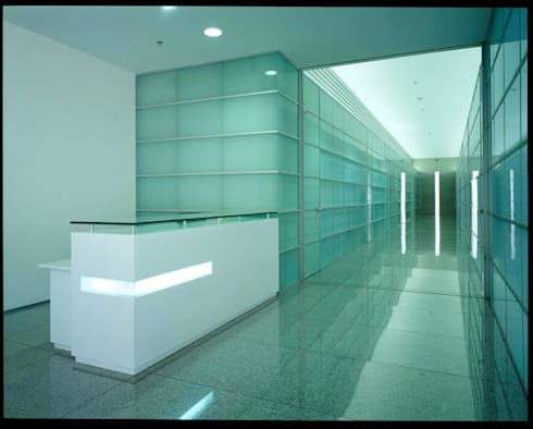 Corporativo EVT:  de estilo  por Central de Arquitectura