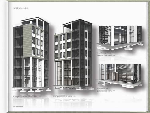 Lee Garden Myanmar:   by Vontey Design Consultant