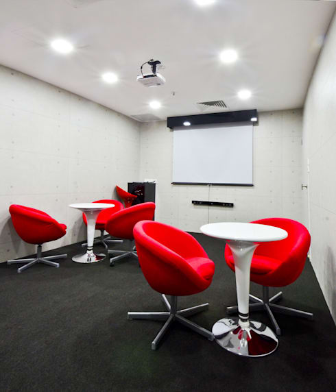 OFFICE FOR SILVER BULLION:   by JIA Studios LLP
