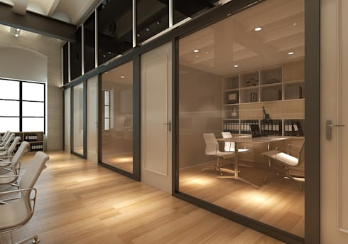 Meeting Rooms:  Commercial Spaces by  Ashleys