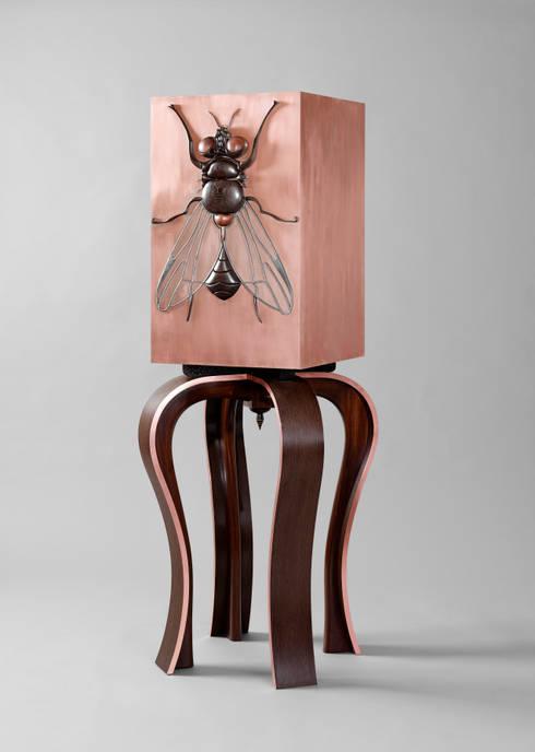 ausgefallene Wohnzimmer von Andrea Felice - Bespoke Furniture