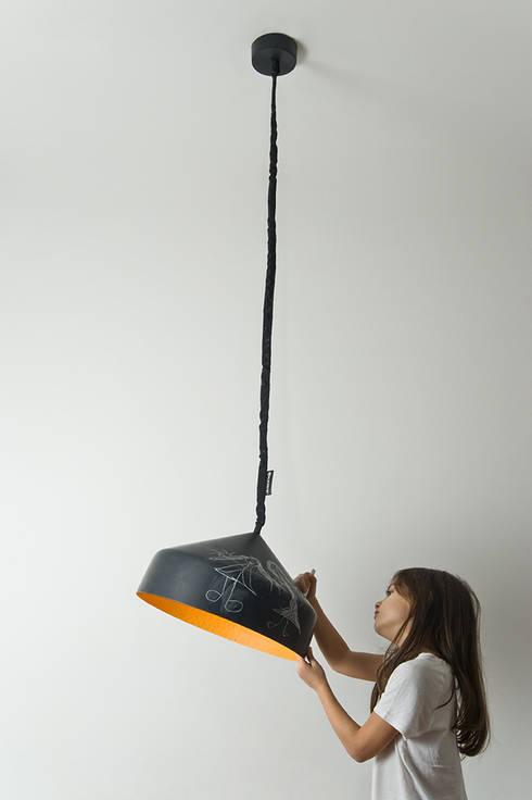 Salones de estilo moderno de in-es.artdesign