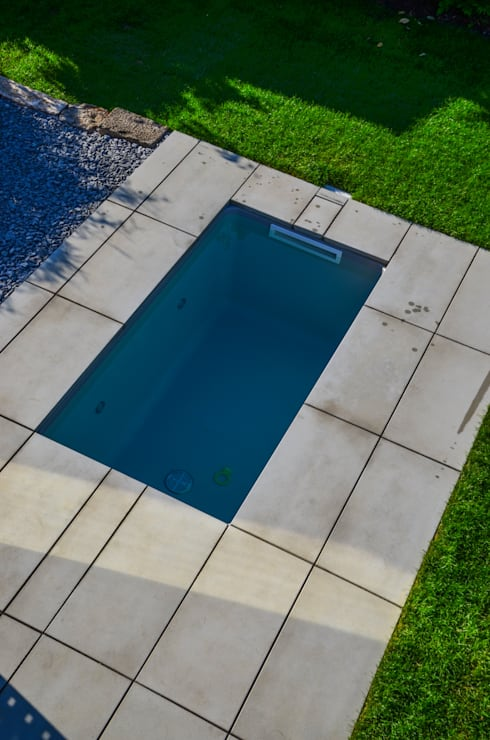 Modern Pool By Design@garten