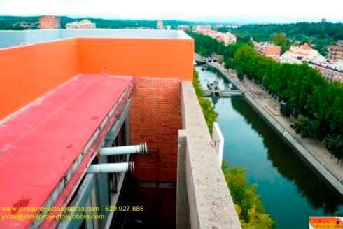 Obra nueva – rehabilitación edificios: Casas de estilo  de Jorsa Proyectos y Obras