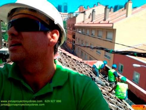 Obra nueva - rehabilitación edificios: Casas de estilo  de Jorsa Proyectos y Obras