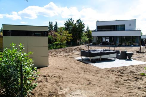 Design Gartenhaus gartenhaus gart dormagen design garten homify