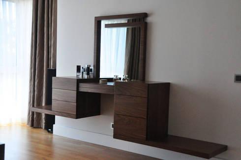 Çengelköy Villa: eclectic Houses by Derun Architecture & Interior Design