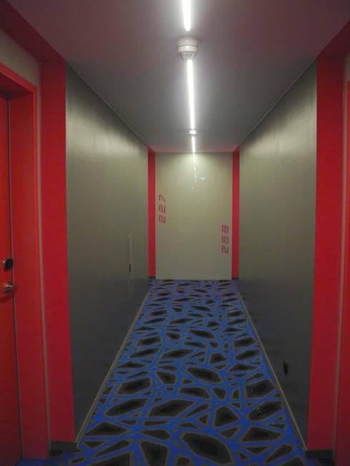 Designhotel hamburg von lichtpunkt weyhe systemlicht gmbh for Designhotel q
