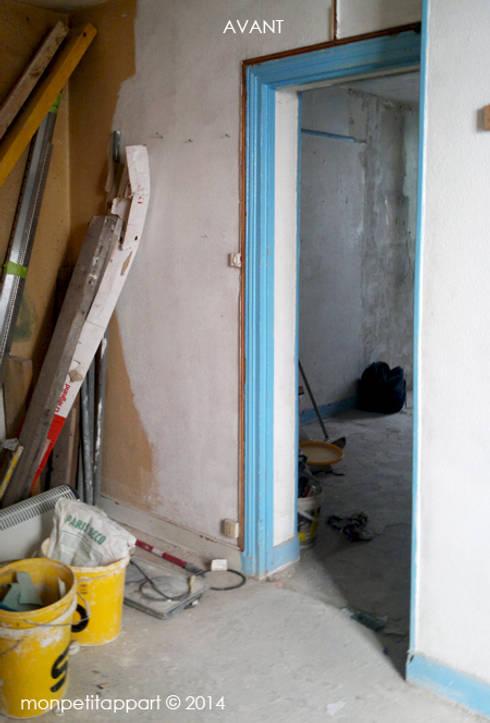 Porte De La Chambre Avant:  de style  par monpetitappart