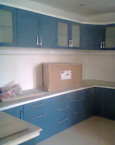 Modular Kitchens at 8 Streaks Interiors: modern Kitchen by Eight Streaks Interiors