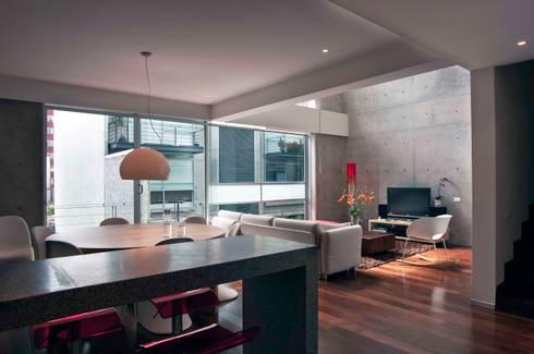 Gabriel Mancera:  de estilo  por Central de Arquitectura