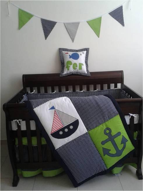 Chambre d'enfant de style  par Deco Bebé