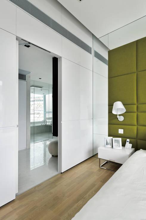 Harbour Green:  Bedroom by Millimeter Interior Design Limited