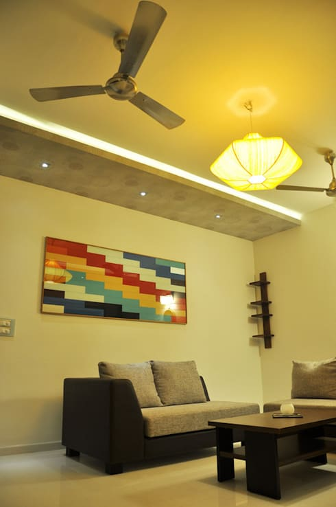 Interiors:  Interior landscaping by Cubit Architects