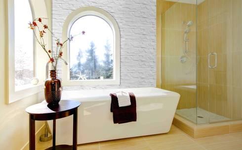 Aragón 9016: Paredes de estilo  por PANESPOL, Surface Lovers