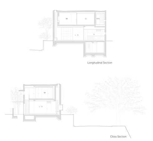 House for green,breeze and light: Yaita and Associaesが手掛けたです。