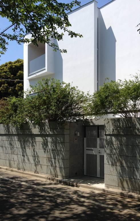 moderne Häuser von Yaita and Associaes